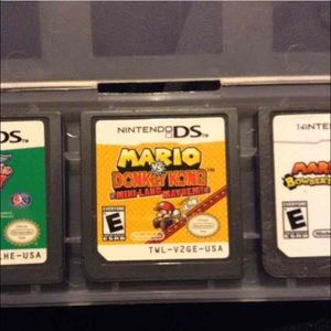 Nintendo Other - Nintendo DS games